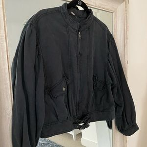 Brand new free people bomber